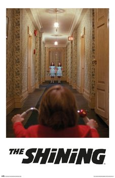 Poster The Shining - Twins