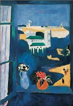 Konsttryck The Window at Tangier, 1912