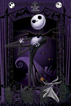 Poster Tim Burton's The Nightmare Before Christmas - It's Jack