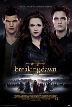 Poster TWILIGHT - breaking d.II one s