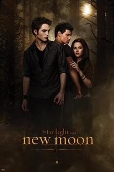 Poster TWILIGHT NEW MOON - one sheet