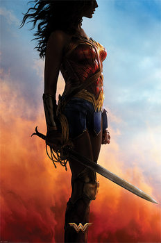 Poster Wonder Woman - Teaser