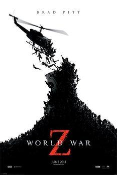Poster WORLD WAR Z - teaser