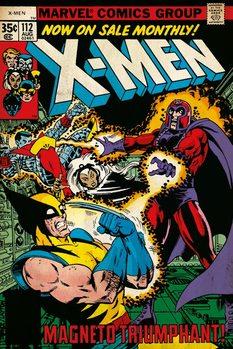 X-Men - Magneto Triumphant Poster