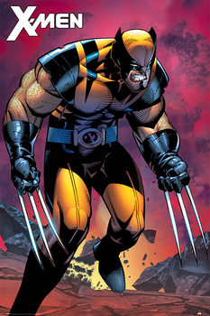 Poster X-Men - Wolverine Berserker Rage