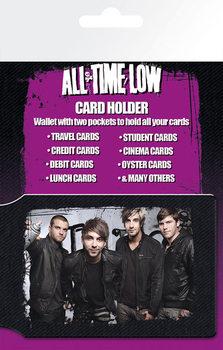 All Time Low - Group Pouzdro na karty