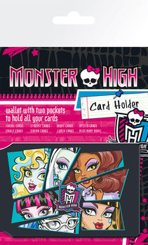 MONSTER HIGH - Ghouls Pouzdro na karty
