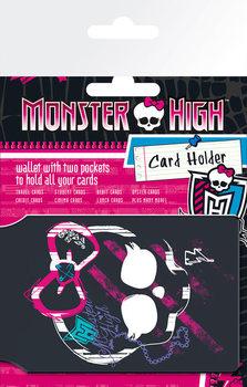 MONSTER HIGH - Logo Pouzdro na karty