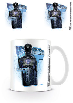 Taza Power Rangers - Black Ranger