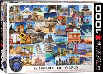 Puzzle Globetrotter World