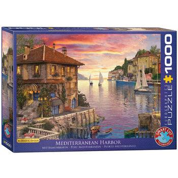 Puzzle Mediterranean Harbor