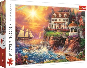 Puzzle Peaceful Haven