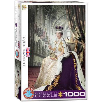 Puzzle Queen Elizabeth II