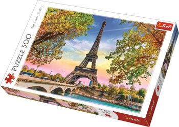 Puzzle Romantic Paris