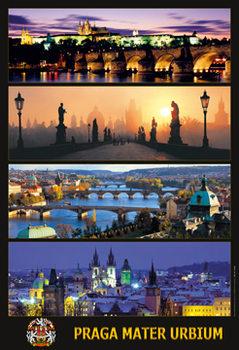 Prague – Prague mother Plakater