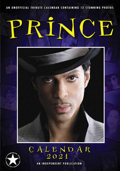 Ημερολόγιο 2021 Prince