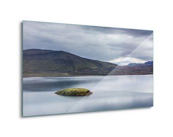 Iceland Print på glas