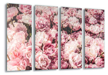 Sea Of Flowers Print på glas