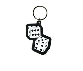 DICE Privjesak za ključeve