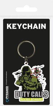 Duty Calls Privjesak za ključeve
