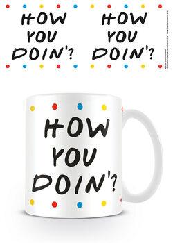 Kubek Przyjaciele - How you Doin