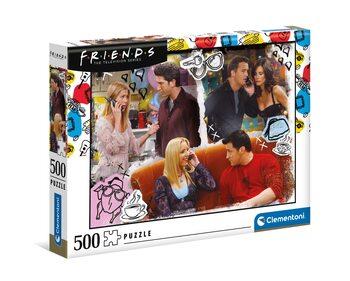 Puzzle Przyjaciele