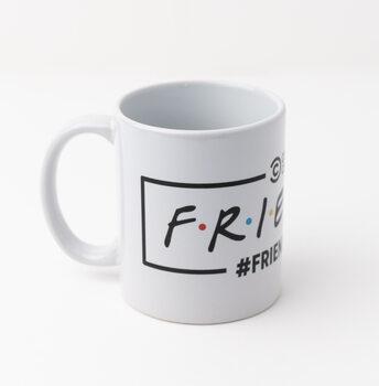 Kubek Przyjaciele - Logo