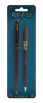 Harry Potter - Wand & Broom Psací potřeby