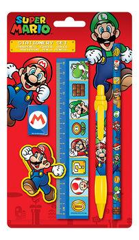 Super Mario Psací potřeby