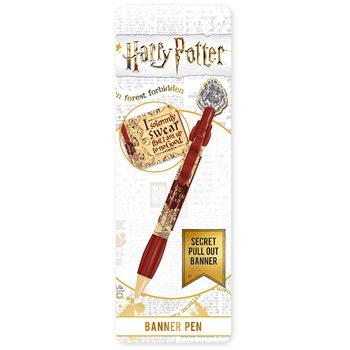 Psací potřeby Harry Potter - Marauders Map