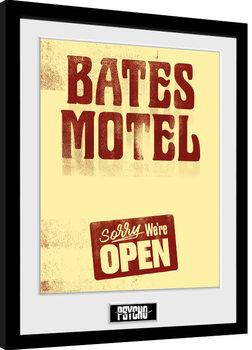 Πλαισιωμένη αφίσα  Psycho - Open