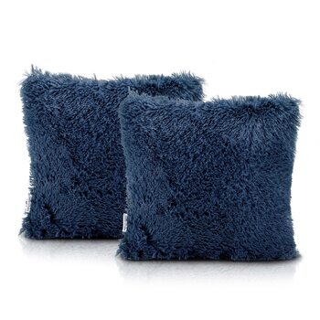 Pudebetræk Amelia Home - Kravag Dark Blue