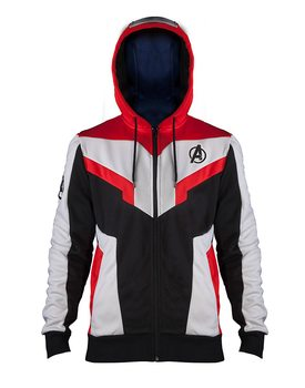 Avengers: Endgame - Quantum Suit Pulover