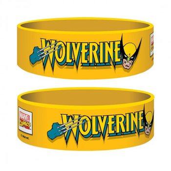 Marvel Retro - Wolverine Pulseras de silicona