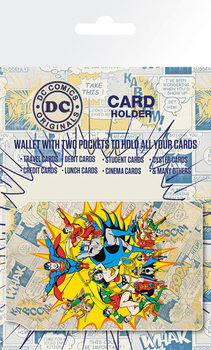 DC Comics - Heroes Púzdro na karty
