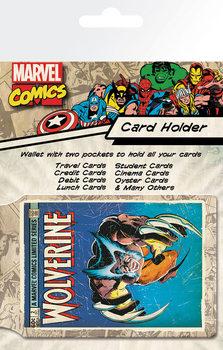 MARVEL - wolverine Púzdro na karty