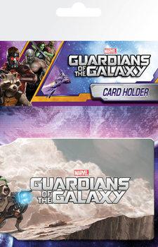 Strážcovia Galaxie - Cast Púzdro na karty