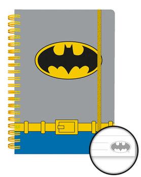 DC Comics - Batman Costume Quaderni