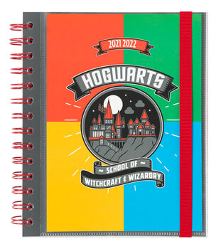 Quaderno Diario Harry Potter