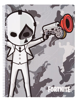 Quaderno Fortnite A4