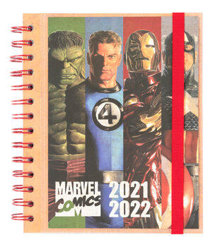 Quaderno Marvel