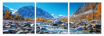 Quadro Mountains - Mountain Stream
