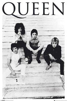 Queen - brazil 81 - плакат (poster)