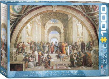Puslespill Raffaello Sanzio, Raphael - School of Athens