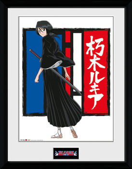 Bleach - Rukia rám s plexisklem