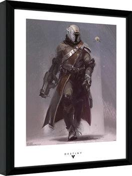 Destiny - Warlock zarámovaný plakát