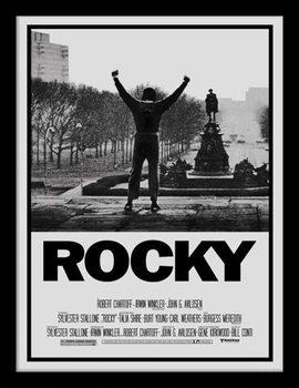 Rocky - Rocky I rám s plexisklem