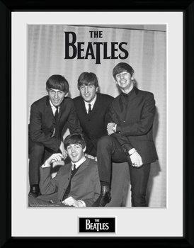 The Beatles - Chair rám s plexisklem