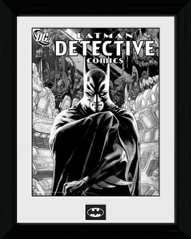 Batman Comic - Detective rám s plexisklom