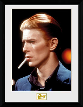 David Bowie - Smoke rám s plexisklom